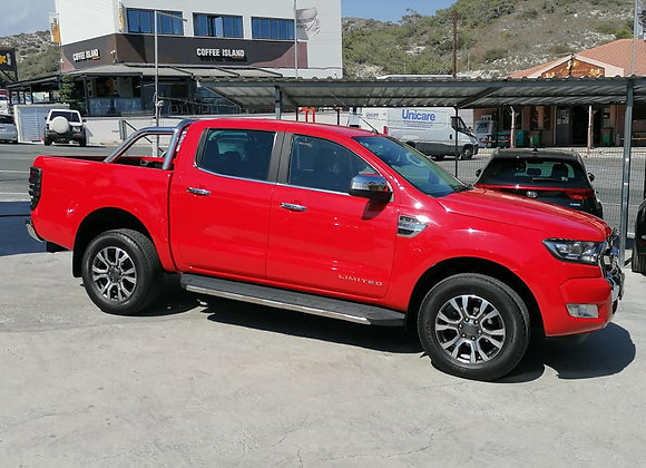 FORD RANGER LIMITED 2017 IN FANTASTIC CONDIYION