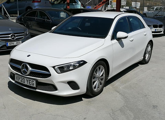 MERCEDES A180D 2020 IN BRAND NEW CONDITION