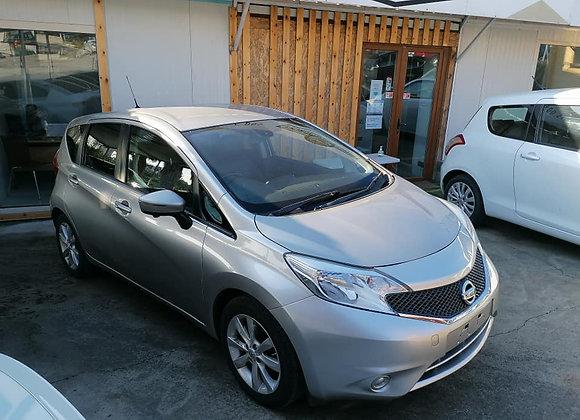 Nissan Note TEKNA Fully loaded  2014 diesel