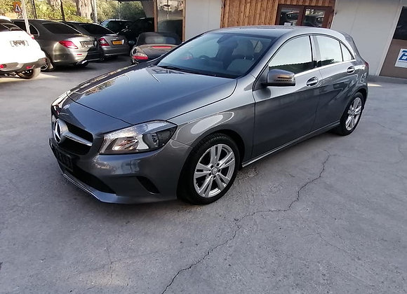 MERCEDES A180D  IN BRAND NEW CONDITION