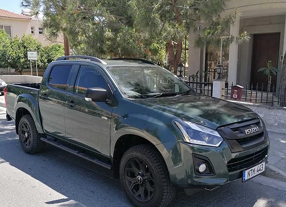 Isuzu D-MAX Utah Huntsman Almost brand new car