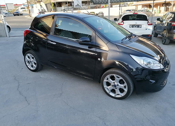 Ford KA Titanium Manual almost 2016