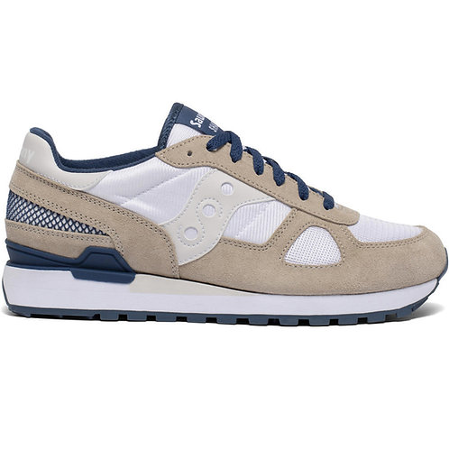 SAUCONY SHADOW ORIGINAL WHITE GREY BLUE