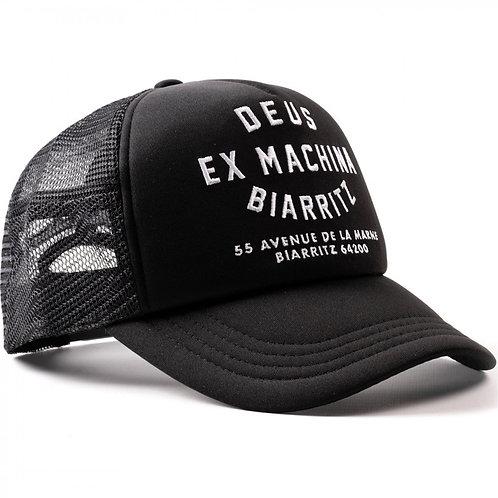 DEUS EX MACHINA BIARRITZ ADDRESS TRUCKER CAP
