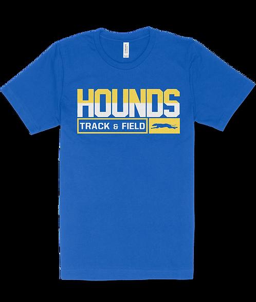 Grey Hound Track Tshirt