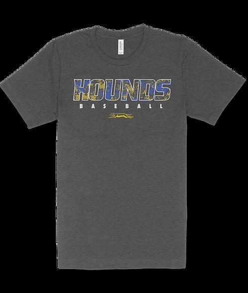 Grey Hound Baseball Tshirt