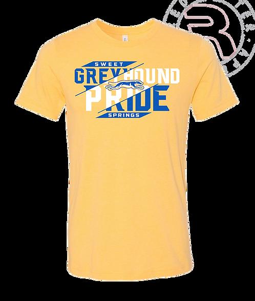 Grey Hound Pride Tshirt