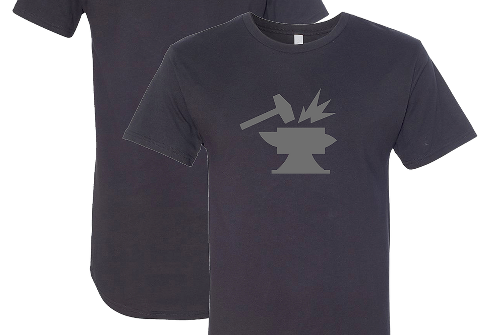Refine Logo -Hipster Tshirt