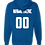 Thumbnail: Royal Greyhound Basketball Hoodie