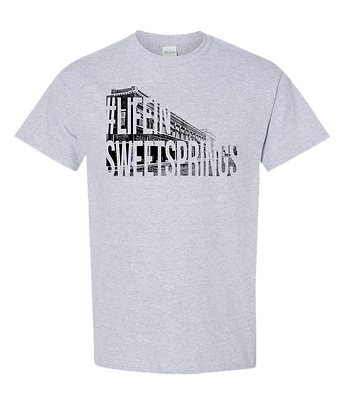 Life In Sweet Springs - Tshirt