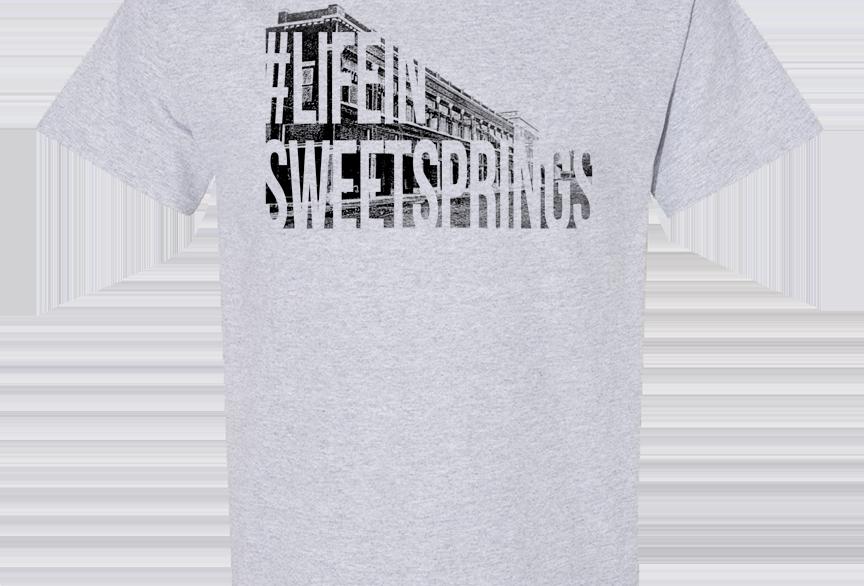 Life In Sweet Springs - Tshirt