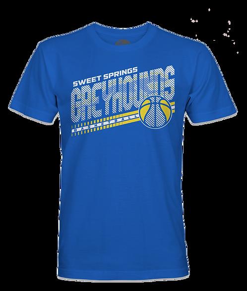 Grey Hound Basketball Tshirt