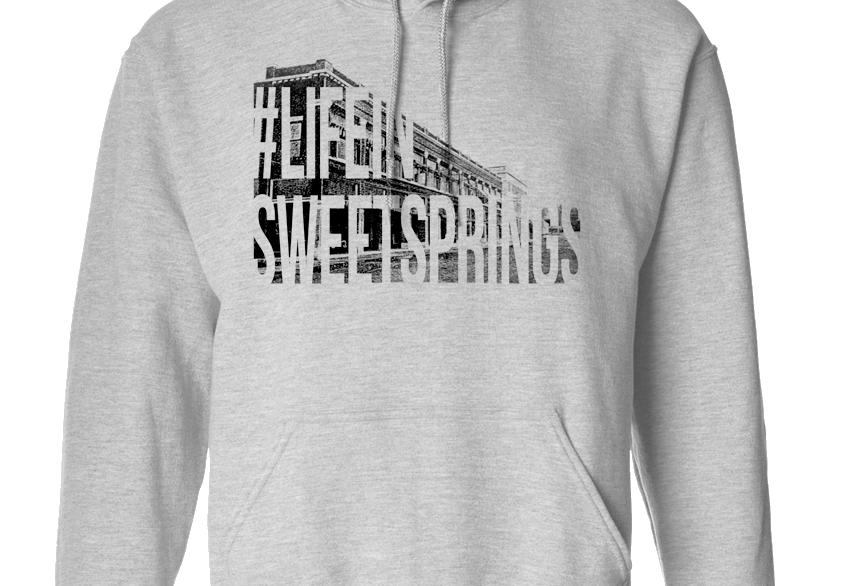 Life In Sweet Springs - Hoodie