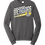 Thumbnail: Heavy Metal Greyhound Basketball Sweatshirt