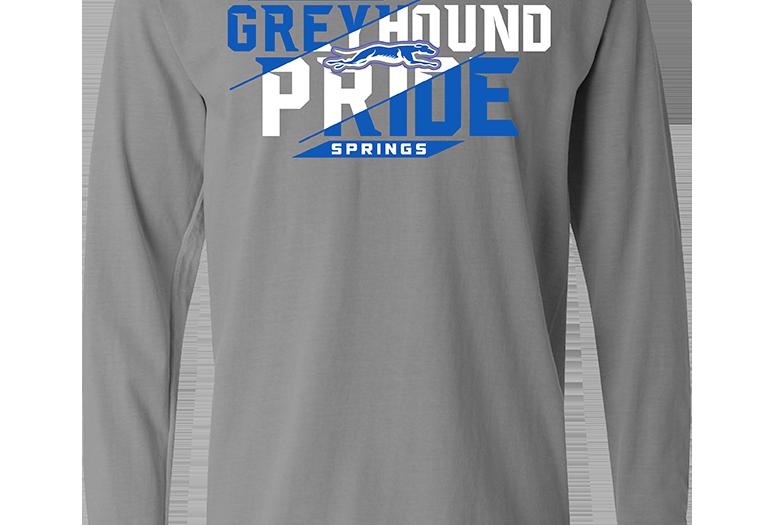 Grey Hound Grey Long Sleeve