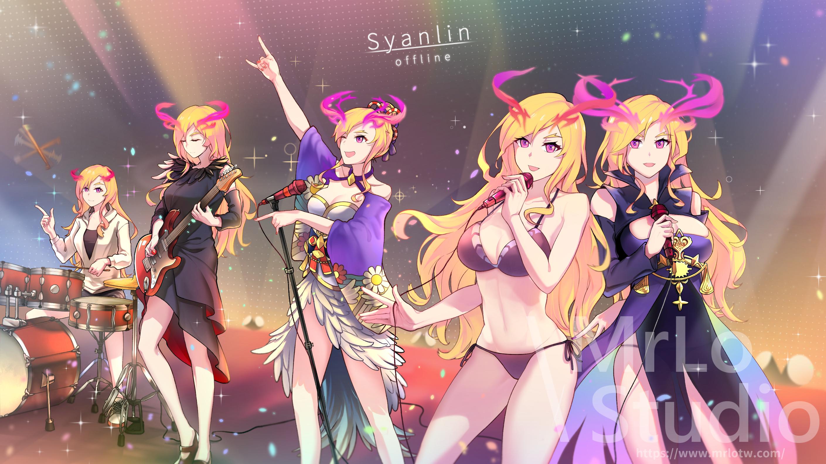 關台圖|委託人:Syanlin (無骨雞)