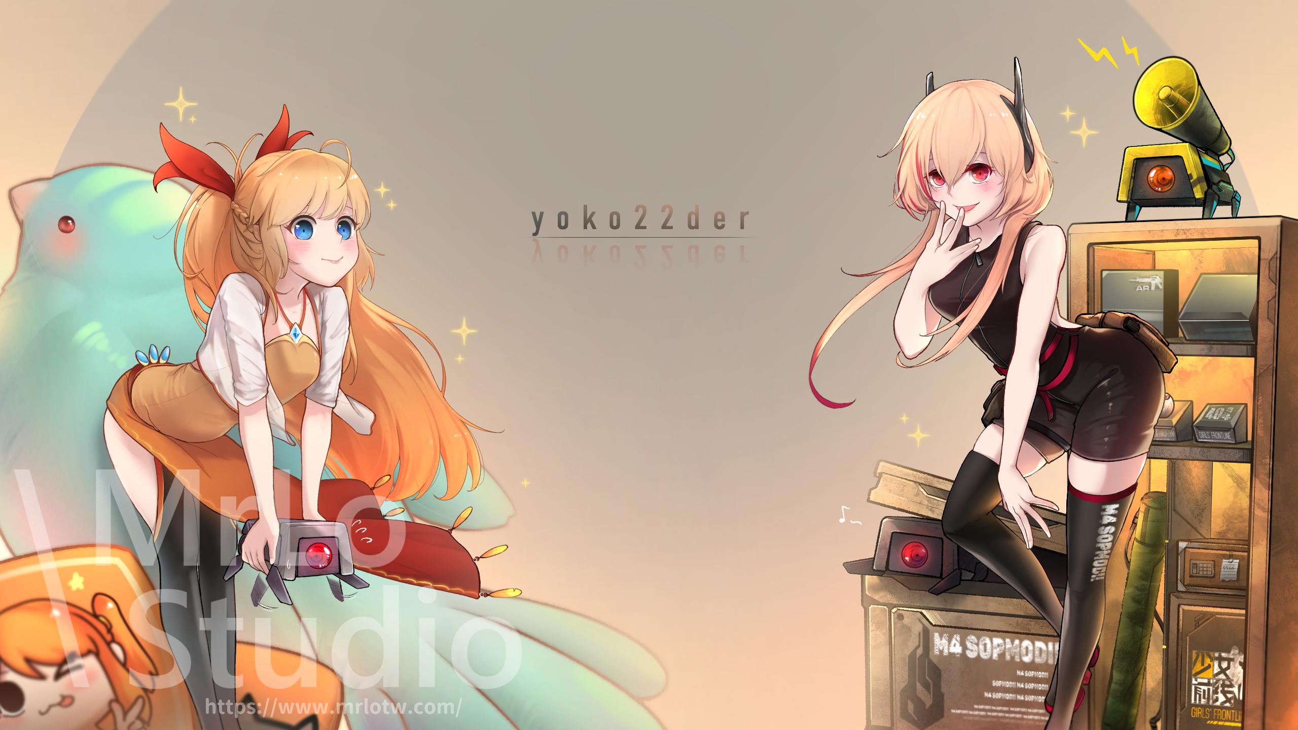 桌布插畫|委託人:yoko22der