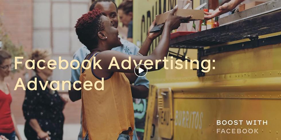 FACEBOOK ADVERTISING: ADVANCED