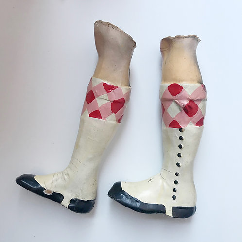 Severed Doll legs