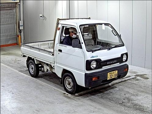 1991 SUZUKI CARRY --  IN TRANSIT