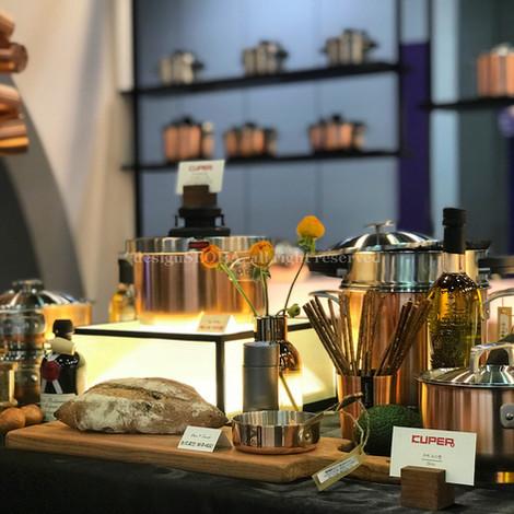 2018 / Living Design Fair - Kuper