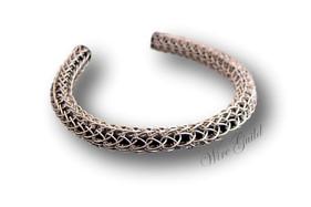 viking knit bracelet