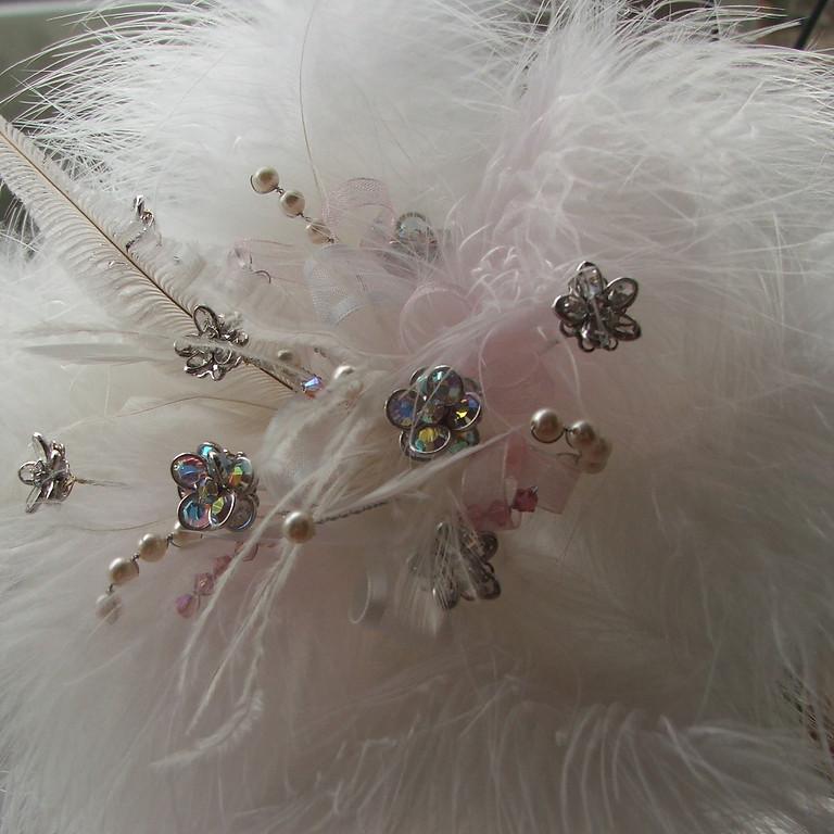 Feather Bouquet Workshop