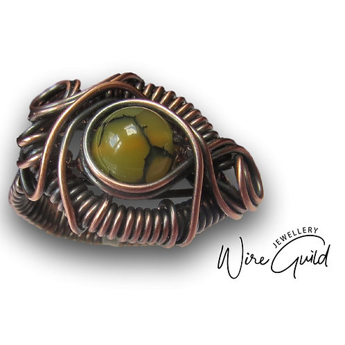 The Dragons Eye Ring