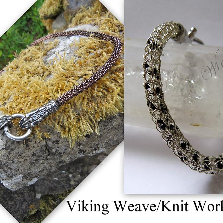 Viking Weave Workshop