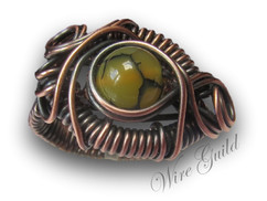 Dragons Eye Ring