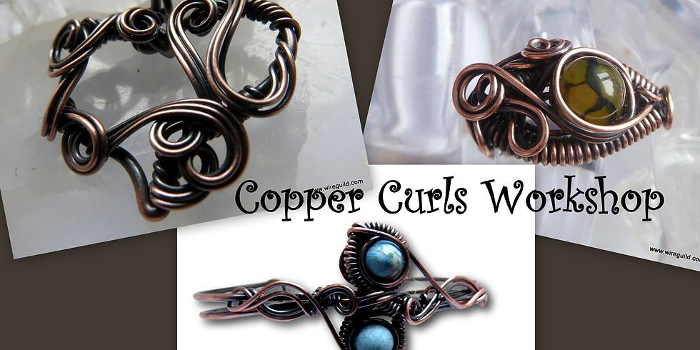 Copper Curls Workshop
