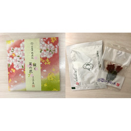【京都】京茶漬 花点心 桜と菜の花