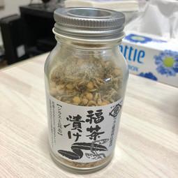 【福井】福茶漬け シラスと昆布