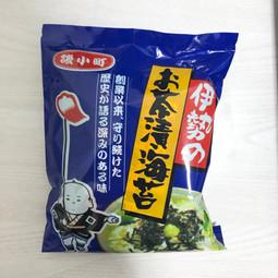 【三重】伊勢のお茶漬け海苔