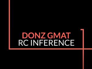 GMAT RC推論題常錯怎麼辦???
