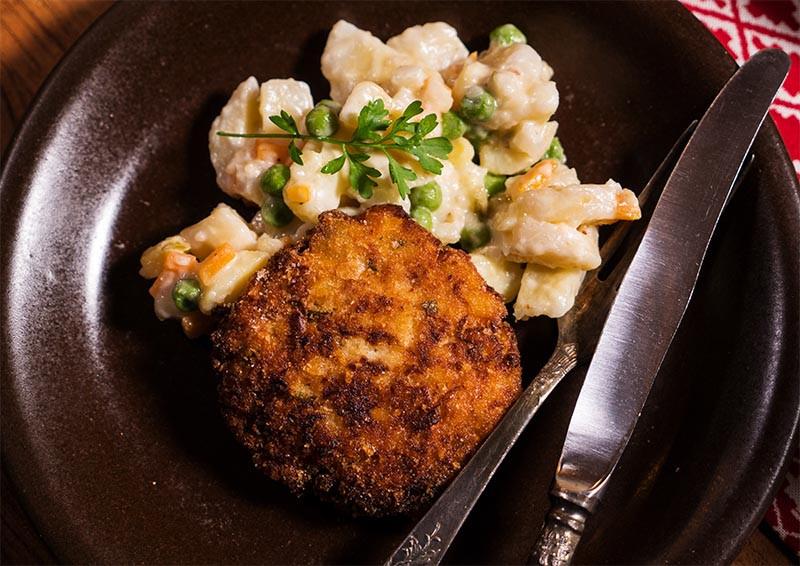 zeleninove fasirky recept
