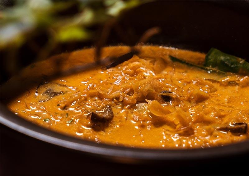 vegetarianska kapustnica recept