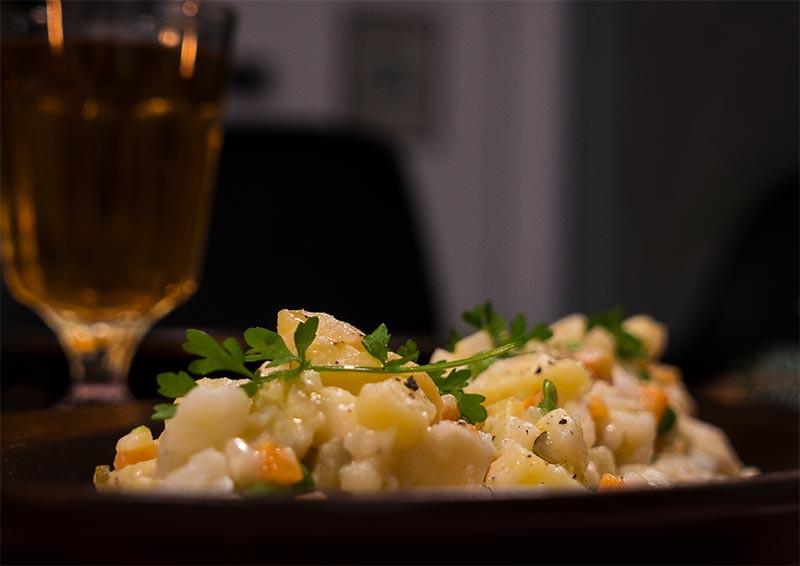 zemiakovy salat recept