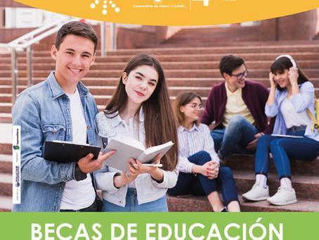 BECAS DE EDUCACIÓN SUPERIOR 2020-1