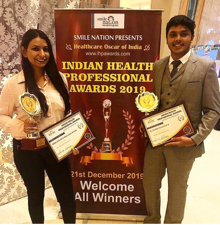 Indian Health Professional Awards