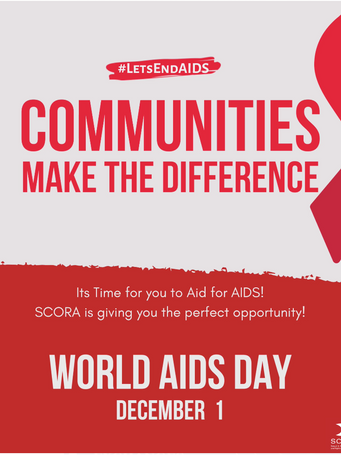 World AIDS Day- Online Campaign