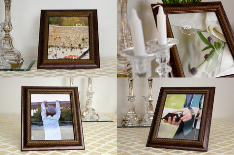 Bundle of Picture Frame Mockups by Shabbos Candles | $20.97