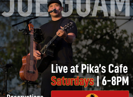 Live music at Pika's Cafe
