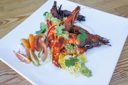 Harissa Shrimp