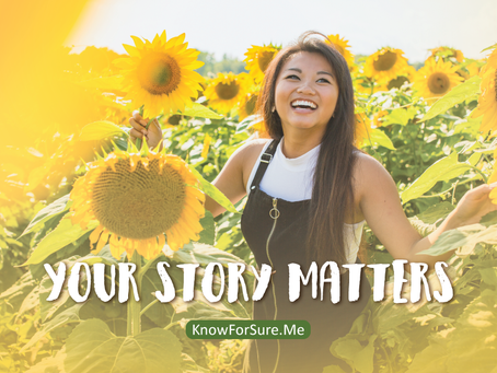 Your Story Matters!