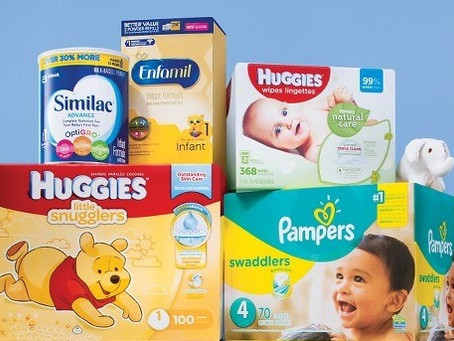 Free Items for Mothers and Babies