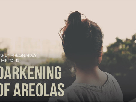 Darkening of the Areolas