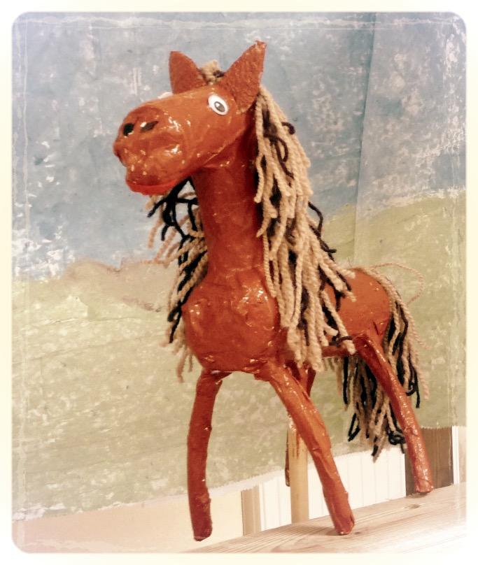 Le cheval rapide