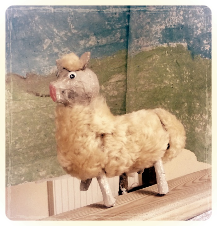 Le mouton calînou