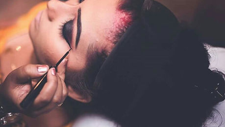 top party makeup artist in kolkata